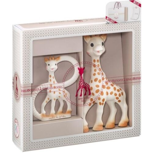 Sophie la girafe – Sophiesticated Classic Set (Sophie La Girafe + Teething Ring) - 10% OFF!!