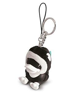 SEMK: B.Duck Key Ring - Killer Whale