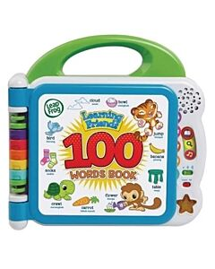 LeapFrog: Learning Friends 100 Words Book™ - 21% OFF!!