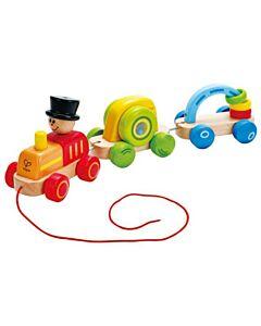 Hape Toys: Triple Play Train - 12% OFF!!