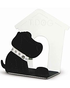 SEMK: T.Dog Bookend (Black/White) - 10% OFF!!