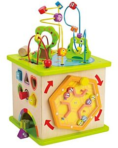 Hape Toys: Country Critters Play Cube -20% OFF!!