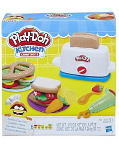 Play-Doh: Kitchen Creations - Toaster Creations (3 Years Old & Above) - 21% OFF!!