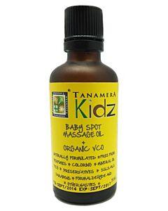 Tanamera Kidz Baby Spot Massage Oil + Organic VCO 50ml - 20% OFF!!