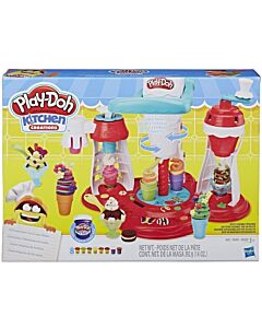 Play-Doh: Kitchen Creations - Ultimate Swirl Ice Cream Maker (3 Years Old & Above) - 13% OFF!!