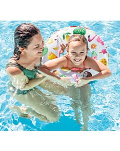 Intex: Lively Print Swim Rings - 24inch (Ages 6-10) - 15% OFF!!