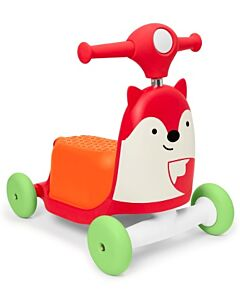 Skip Hop: Zoo 3-In-1 Ride On Toy - Fox (RM130 OFF!!)