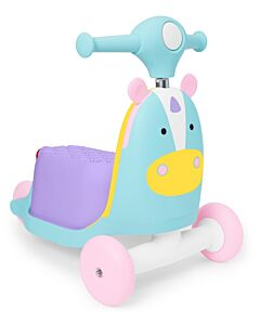 Skip Hop: Zoo 3-In-1 Ride On Toy - Unicorn  (RM130 OFF!!)