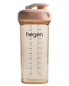 Hegen PCTO™ 330ml/11oz PPSU Drinking Bottle - Pink *Best buy*