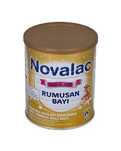 Novalac: DHA & ARA Infant Formula 800g (0 - 12 months formula) - 15% OFF!