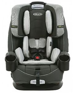 Graco: 4Ever 4-in-1 Car Seat featuring Safety Surround™ Side Impact Protection - Tone (Newborn-10 yrs old) - 28% OFF!!