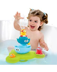 Yookidoo: Stack 'N' Spray Tub Fountain (From 1 - 6 Years Old) - 20% OFF!!