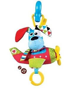 Yookidoo: Tap 'N' Play Musical Plane - Dog (From 0 - 12 Months) - 15% OFF!!