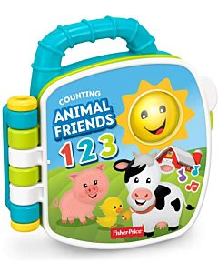 Fisher-Price: Laugh & Learn® Counting Animal Friends (6-36 months) - 17% OFF!!