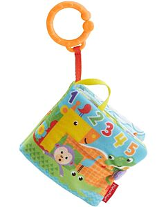 Fisher-Price: 1-to-5 Activity Book (0+ months) - 15% OFF!!