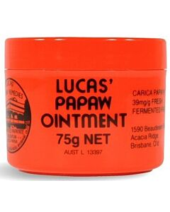 Lucas Pawpaw Ointment 75g - 11% OFF!!