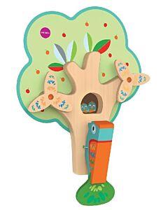 Oribel Vertiplay Wall Toys | Busy WoodPecker - 10% OFF!