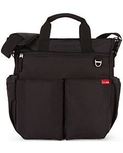Skip Hop: Duo Signature Diaper Bag - Black - 15% OFF!!