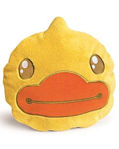 SEMK: B.Duck Cushion with Blanket - Yellow
