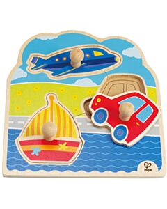 Hape Toys: On-The-Go Knob Puzzle - 10% OFF!!