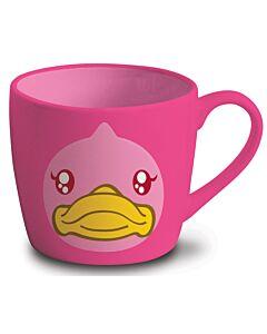 SEMK: B.Duck Ceramic Mug - Pink