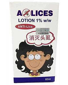 A-Lices Lotion 60ml