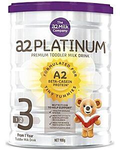 a2 Platinum® Premium Toddler Formula Milk Drink: From 1 Year