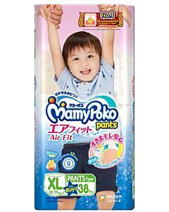 MamyPoko Air Fit Pants BOY XL38 (12-17kg)