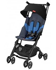 GB Pockit+ All-Terrain Stroller - Night Blue (2019 Model)