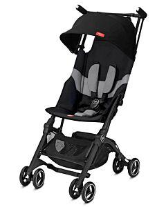GB Pockit+ All-Terrain Stroller - Velvet Black (2019 Model)