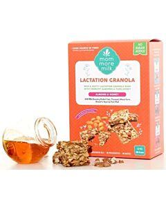 Mom More Milk Lactation Cookies - Almond & Honey (11pcs)