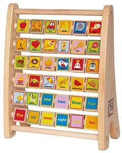 Hape Toys: Alphabet Abacus - 16% OFF!!