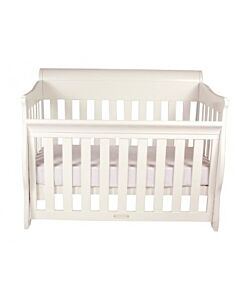Babyhood Amani 3-in-1 Cot (White) - 8% OFF!!