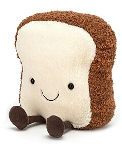 Jellycat: Amuseable Toast - Large (26cm) - [PREORDER - Limited units arriving on 8 Apr]