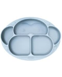 Ange Mom: Monkey Food Tray with cover - Blue - 15% OFF!!