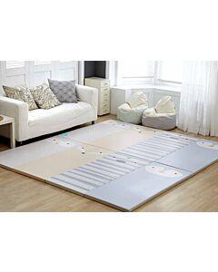 ALZiP® Mat Character Mat   Size G (200*140*4cm) - Animal Friends
