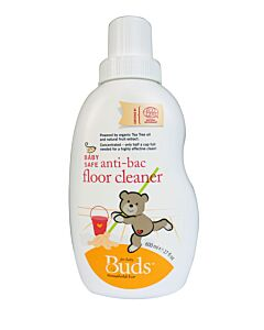 Buds Household Eco: Baby Safe Anti-bac Floor Cleaner 600ml - 15% OFF!