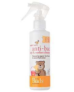 Buds Household Eco: Baby Safe Anti-bac Toy & Surface Cleaner 150ml - 10% OFF!