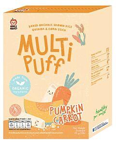 Apple Monkey Organic Multi Puff - Pumpkin Carrot 25g - 15% OFF!!
