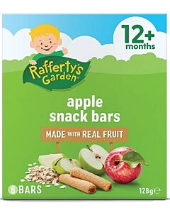Rafferty's Garden: Apple Snack Bar [8 Bars] 128g (12+ Months) - 16% OFF!!