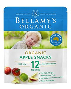 Bellamy's Organic Apple Snacks - 10% OFF!!