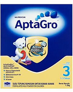 AptaGro Step 3 (1-3 years) 1.2kg