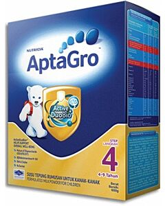 Aptagro Step 4 (4-9 years) 600g