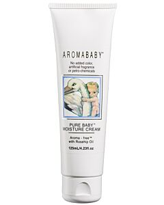 Aromababy: Pure Baby™ Moisture Cream with Rosehip Oil 125ml