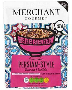 Merchant Gourmet: Aromatic Persian-Style Quinoa & Lentils 250g