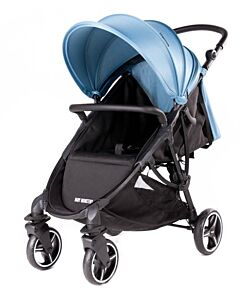 Baby Monsters | Compact 2.0 Stroller (Birth to 15kg) - Atlantic - 25% OFF!!