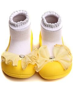 Attipas Crystal Yellow: L (18-24 months)
