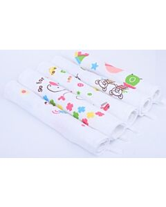 Autumnz: Baby Washcloths *Mixed Designs* (5pcs/pack)