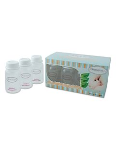 Autumnz - Breastmilk Storage Bottles (10 bottles plus FREE GIFT inside box)