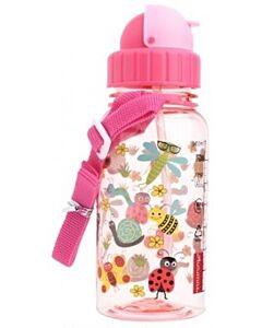 Autumnz: Flip Top Straw Bottle 17oz/500ml (9+ Months) - Garden of Dreams - 10% OFF!!